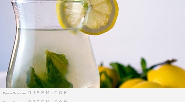 Lemon drink