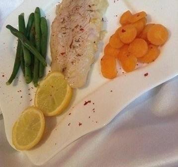 وصفة سمك دايت روعة