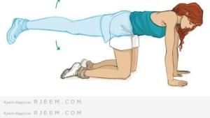 تمارين رياضية منزلية حصريا لمجلة رجيم