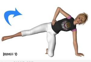 تمارين البيلاتس pilates لإنقاص الوزن و حرق الدهون