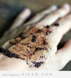 اعتني بجمال يديك بمخلفات القهوة