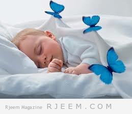 استراتيجيات 7 كافية لتحل مشكلة النوم عند الاطفال