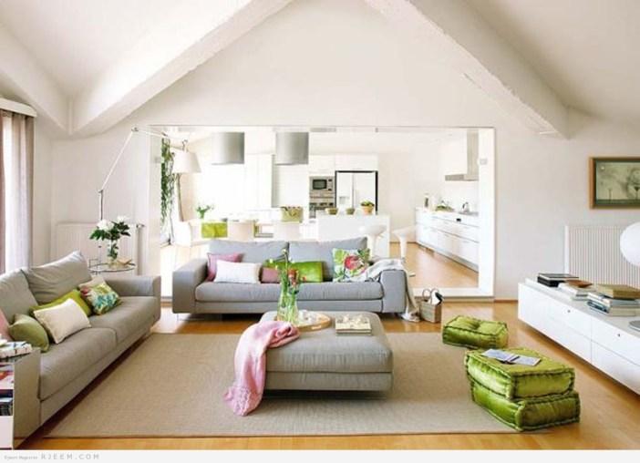 ديكورات غرف معيشة عصرية رائعة
