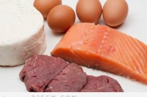 لماذا يجب أن نتناول البروتين