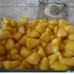 طريقة عمل كرامبل بالتفاح بالصو