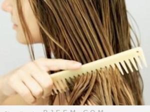 وصفة الشوفان للتخلص من تشابك الشعر وتجعده
