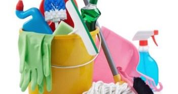 5 مشاريع تنظيف في غضون 20 دقيقة