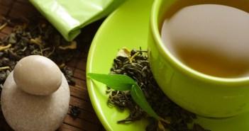 الشاي الاخضر هو جيد جدا للصحة