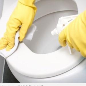 كيفية صنع مزيل الروائح ومنظف للحمام