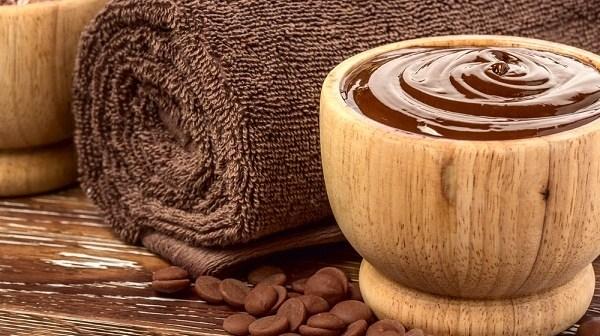قناع الشوكولاته للوجه