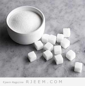 لماذا نصاب بالامراض من السكر
