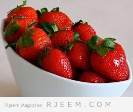 الفواكه وعناصرها الغذائية المفيده