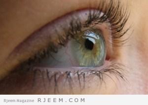 المحافظة على صحة العين