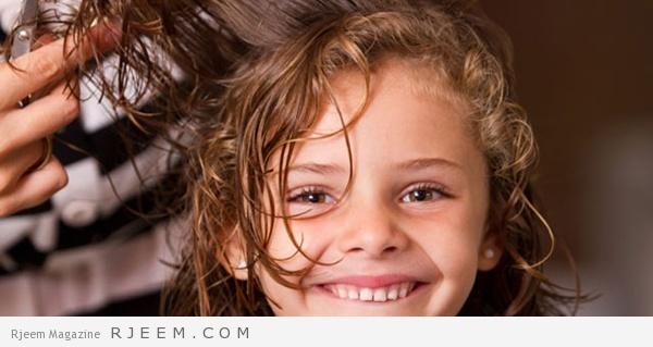 es cheveux de votre enfant
