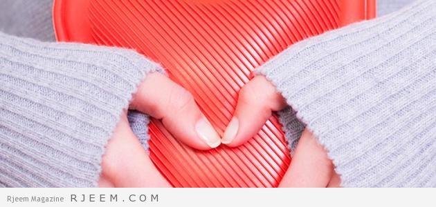 اعراض الدورة الشهرية