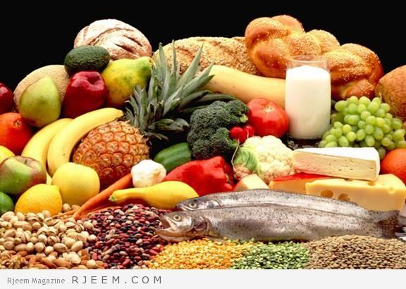 التغذية