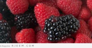 فاكهة التوت
