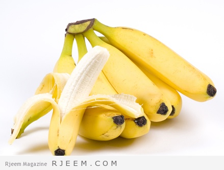 الموز للتخسيس