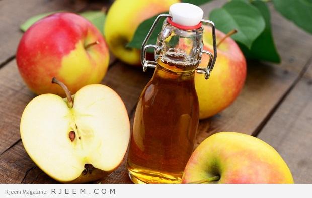 فوائد واضرار خل التفاح - استخدامات خل التفاح العلاجية