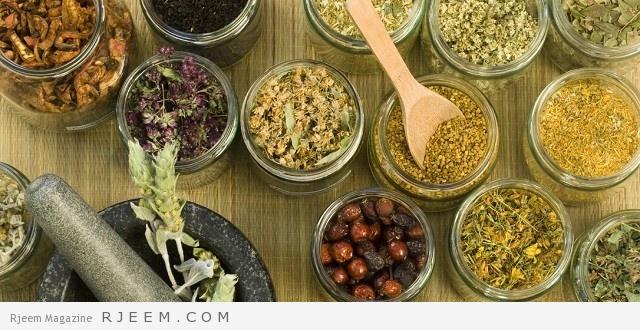 الاعشاب للتخسيس - تخلص من الوزن الزائد مع الاعشاب
