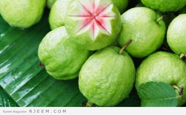 الجوافة للتخسيس - رجيم الجوافة لفقدان الوزن في اسبوع