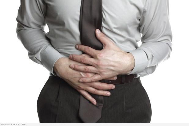 قرحه المعدة - اعراض وعلاج قرحه المعدة