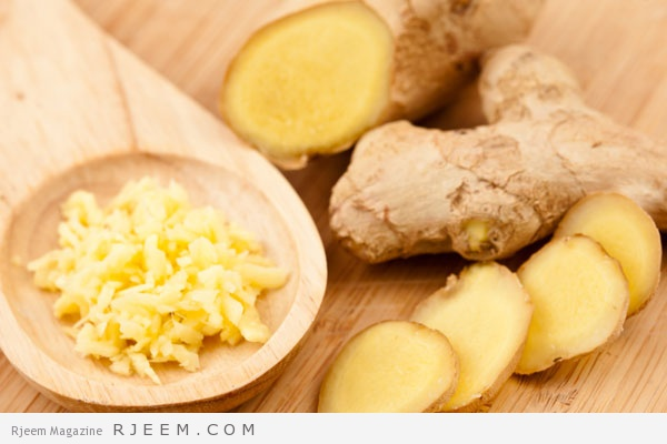 الزنجبيل - فوائد الزنجبيل لصحه والوزن