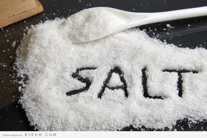 اضرار الملح