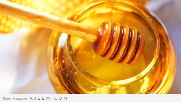 14 فائده من العسل للشعر
