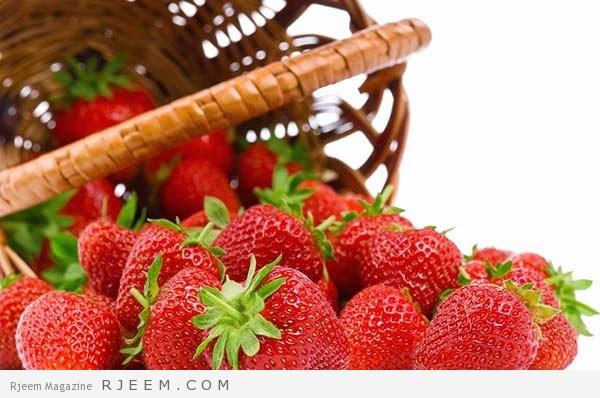 17 فائدة صحية للفراولة