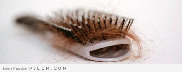 10 اسباب طبية لتساقط الشعر