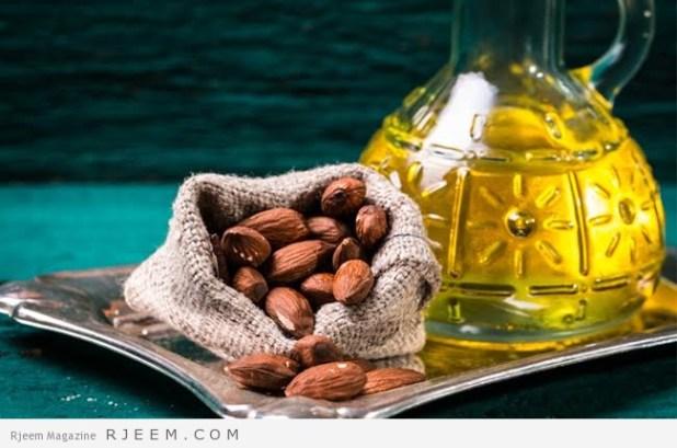 اكثر من 10 فوائد جمالية لزيت اللوز