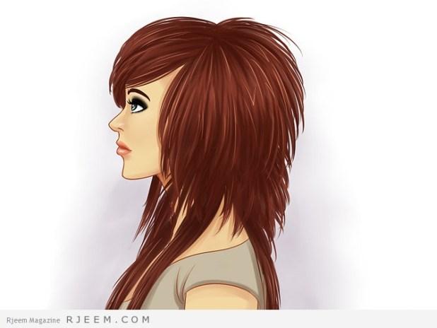 670px-Style-Scene-Hair-Step-2