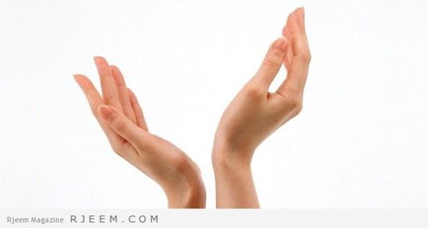 13 خلطة طبيعية لعلاج اسمرار اليدين