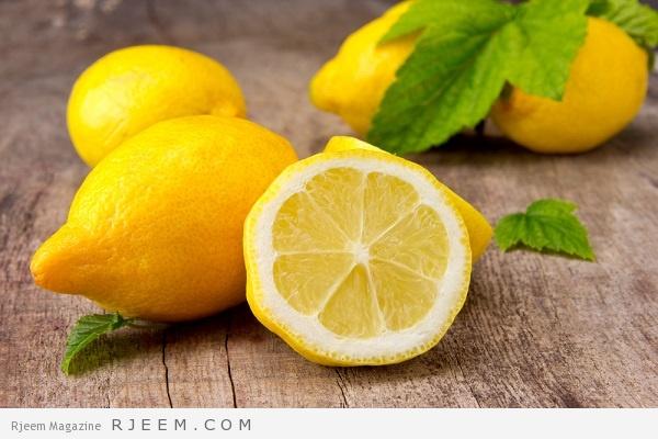 رجيم الليمون لانقاص الوزن في اسبوع