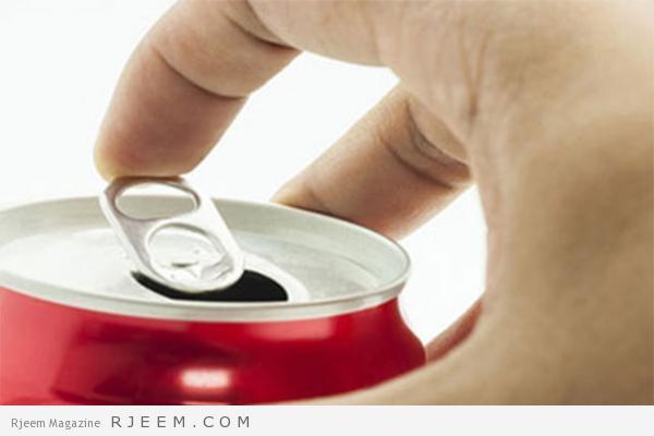 تأثير المشروبات الغازية على الصحة