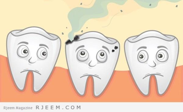 20 وصفة طبيعية لعلاج وجع الاسنان