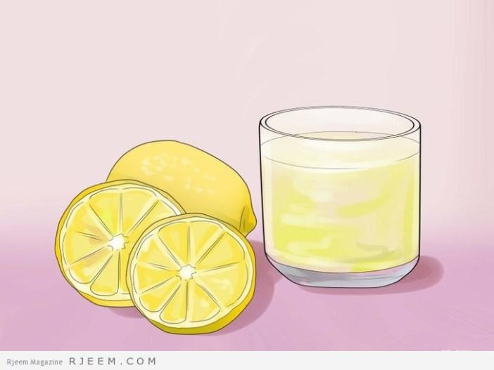 5 وصفات منزلية باستخدام الليمون لتبييض الرقبة