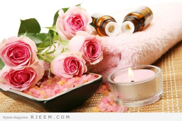 3 وصفات لازالة حب الشباب بماء الورد