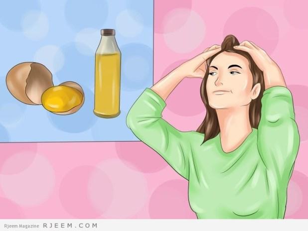 7 طرق لاستعادة لمعان الشعر