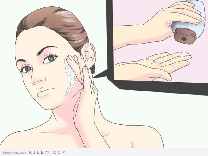 7 علاجات منزلية لمسام الجلد الواسع