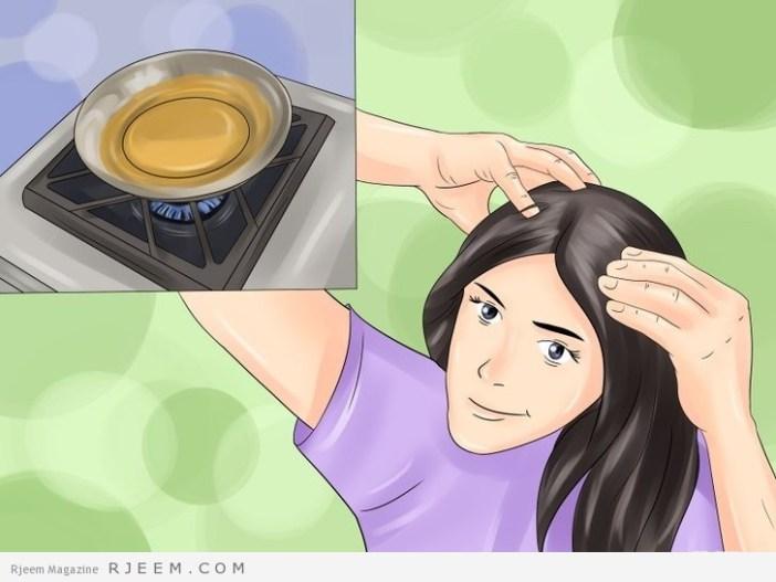 8 خلطات طبيعية للتخلص من الشعر الابيض