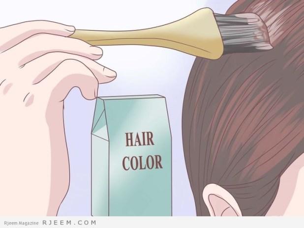 7 وصفات طبيعية لصبغ الشعر