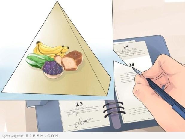 5 طرق لفقدان الوزن بسرعه