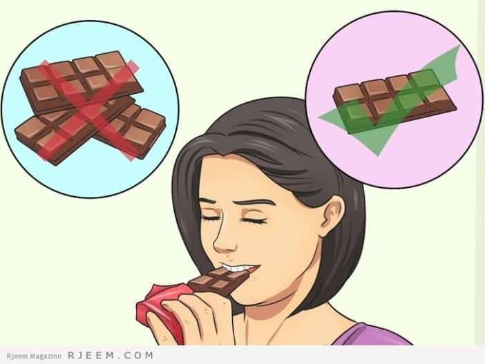 8 حيل لانقاص الوزن الزائد