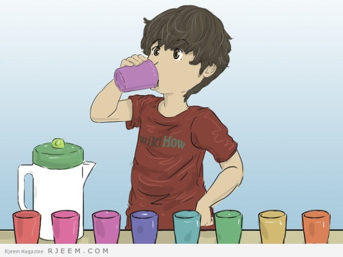 10 وصفات طبيعية لمشروب التخسيس