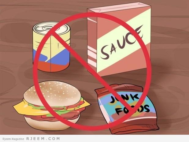زيادة الوزن ليست بسبب الطعام وحده