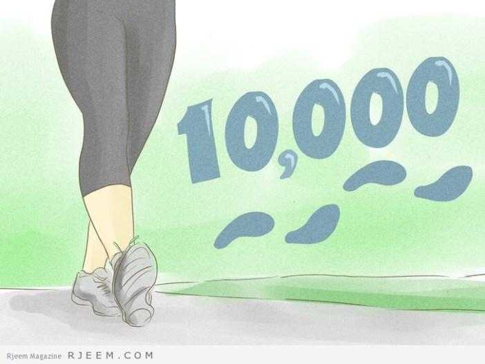 6 طرق لتخسيس الكرش بسرعه