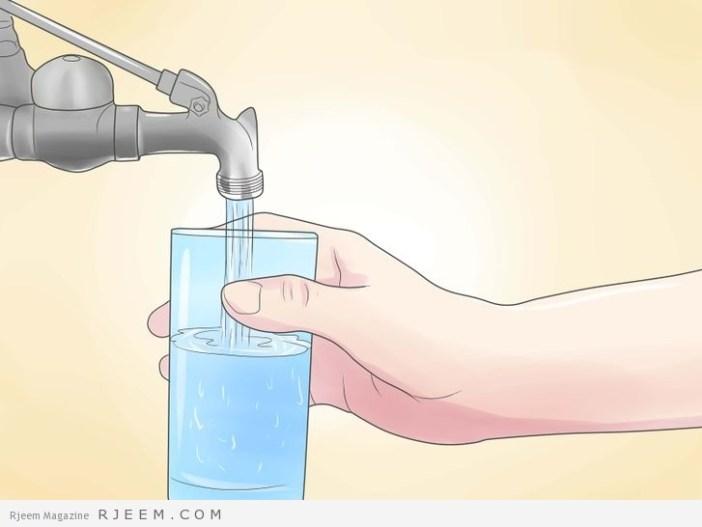 5 حيل تساعدك على شرب الماء