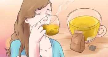 8 وصفات طبيعية لعلاج التهاب الحلق